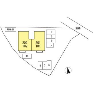 【区画図】セジュール槙ノ原
