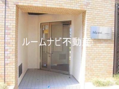 【エントランス】リグランド西台