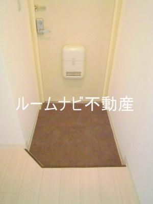 【玄関】リグランド西台