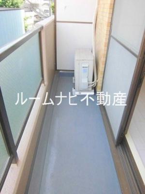 【バルコニー】リグランド西台