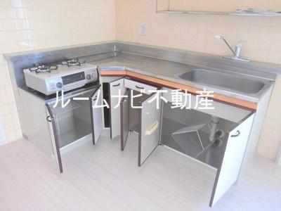 【キッチン】リグランド西台