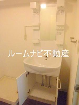 【洗面所】リグランド西台