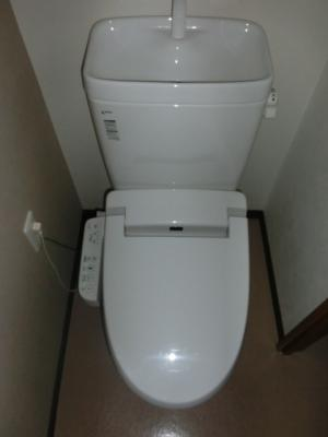 【トイレ】エレガントライフ
