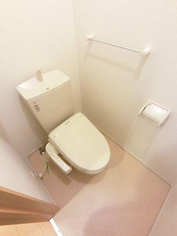【トイレ】カシオペア