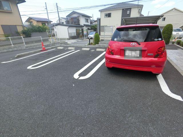 【駐車場】カシオペア