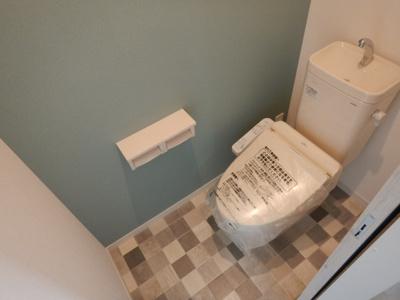 【トイレ】WITH