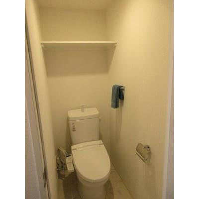 【トイレ】トラディティオ門前仲町