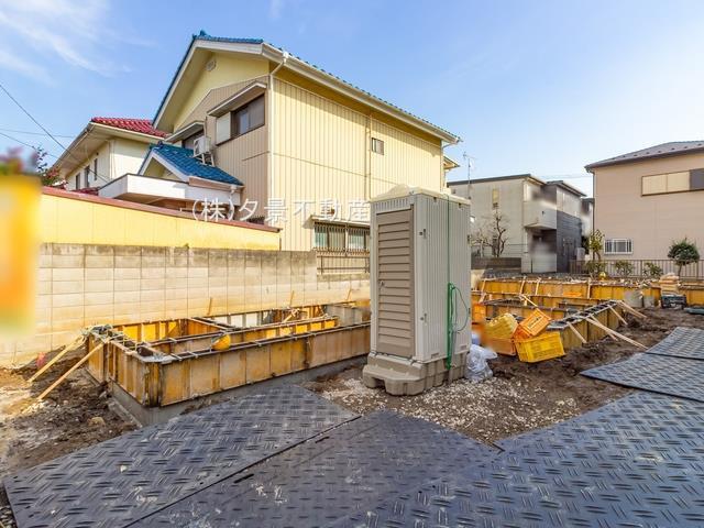 川口市戸塚境町6(1号棟)新築一戸建てハートフルタウン