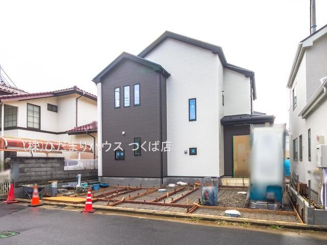 【完成予想図】取手市井野台12期 新築戸建 2号棟