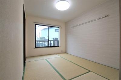【寝室】エステートピア中村