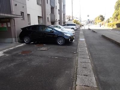 【駐車場】ハイツ藤静