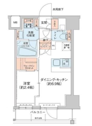 アジールコート新高円寺