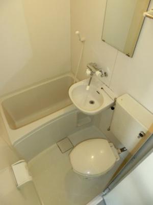 【浴室】上村ビル