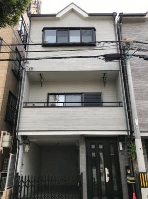 【外観】大阪市城東区関目5丁目 中古戸建
