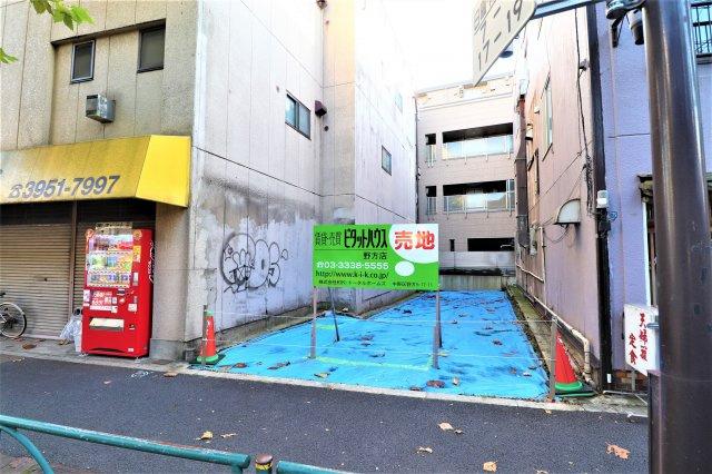 【外観】中落合3丁目 売地 4,680万円 建築条件なし