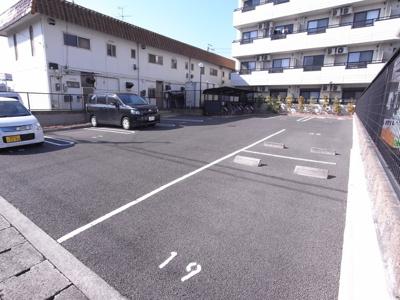 【駐車場】本州東海ビル