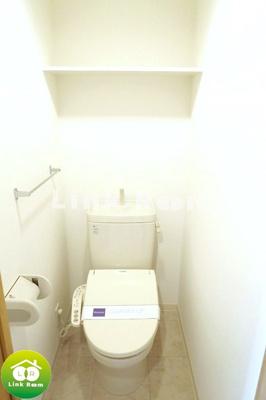 【トイレ】レジディア門前仲町