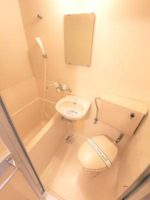 【浴室】エルニド久米川
