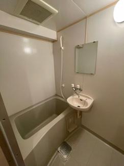 【浴室】シャトーミニョン バストイレ別 井土ヶ谷駅徒歩3分