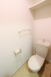 【トイレ】カーサタチバナ