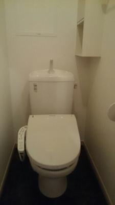 【トイレ】ローズマリー