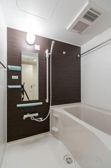 【浴室】アマランス仲町台