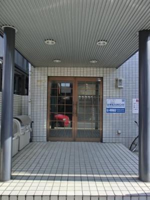 【エントランス】カレッジパル下鴨