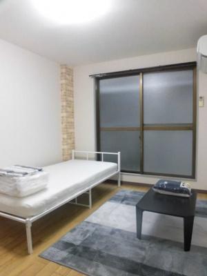 【寝室】カレッジパル下鴨