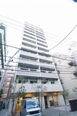川崎駅西口から徒歩5分の好立地マンションです。