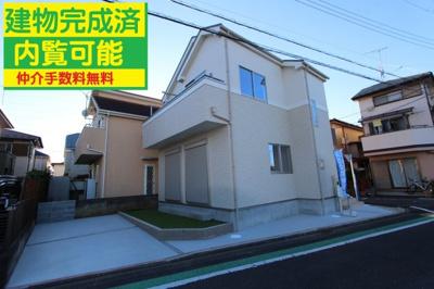 【外観】国分寺市日吉町3期-全1棟・完成済