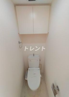 【トイレ】プライムアーバン西新宿Ⅰ