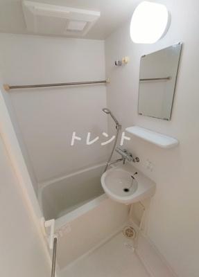 【浴室】プライムアーバン西新宿Ⅰ