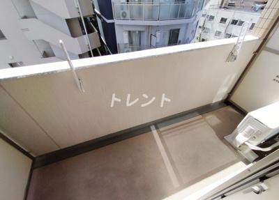 【バルコニー】プライムアーバン西新宿Ⅰ