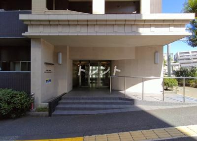 【エントランス】プライムアーバン西新宿Ⅰ