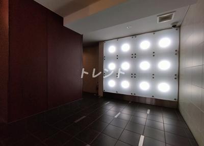 【ロビー】プライムアーバン西新宿Ⅰ