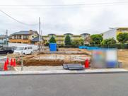 川口市大字赤山18-2全4戸(1号棟)新築一戸建てブルーミングガーデンの画像