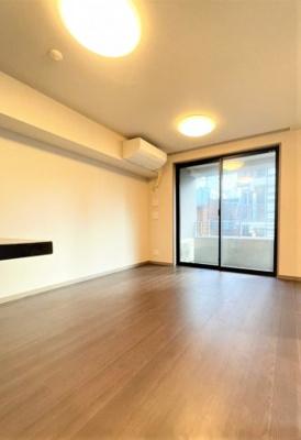 落ち着いた色調の洋室です 上野の賃貸物件。 「プレシス上野リュクス」のことなら(株)メイワ・エステートへ