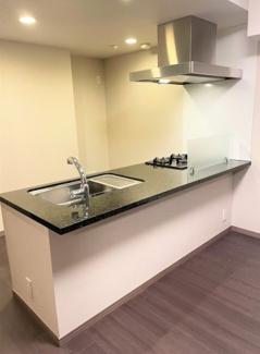 キッチンでお料理をお楽しみください 上野の賃貸物件。 「プレシス上野リュクス」のことなら(株)メイワ・エステートへ