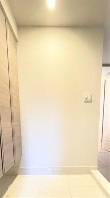 ゆったりとした玄関です 上野の賃貸物件。 「プレシス上野リュクス」のことなら(株)メイワ・エステートへ