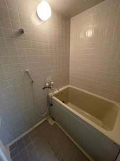 【浴室】ヴィラKM 井土ヶ谷駅徒歩12分 3DK マンション