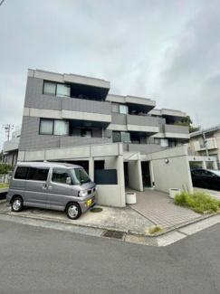 【外観】ヴィラKM 井土ヶ谷駅徒歩12分 3DK マンション
