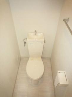 【トイレ】ルーセントハウスM