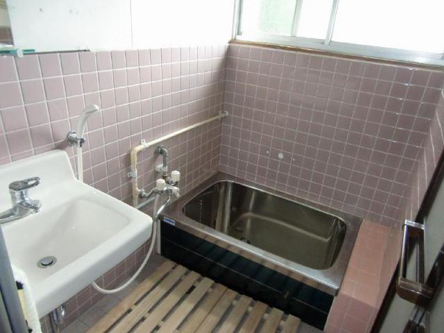 【浴室】本町I貸家