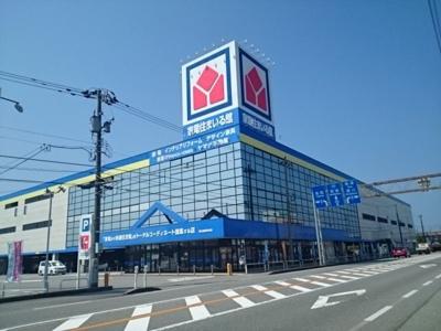 ヤマダ電機富山金泉寺店まで500m
