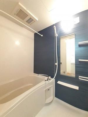 【浴室】ブルーメ