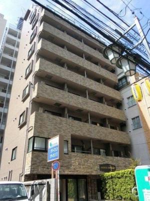 綺麗な鉄筋コンクリート造がっちりとした建物。