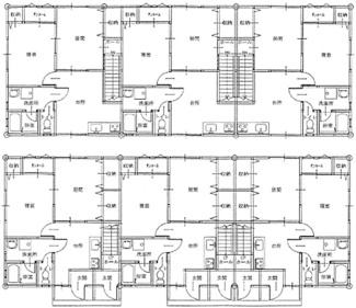 《満室高稼働中》山形県米沢市塩井町塩野2棟一括売アパート