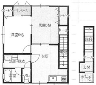 【間取り】《満室高稼働中》山形県米沢市塩井町塩野2棟一括売アパート