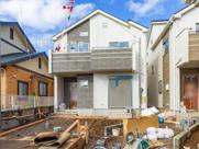 川口市大字赤山18-2全4戸(4号棟)新築一戸建てブルーミングガーデンの画像