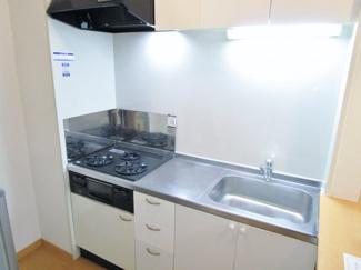 【キッチン】レオパレスグレースコート